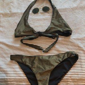 Nasty gal bikini size small